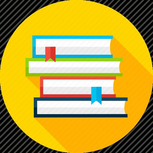 back to school, book, education, library, literature, read, school icon