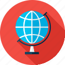 back to school, earth, geography, globe, school, sphere, world icon