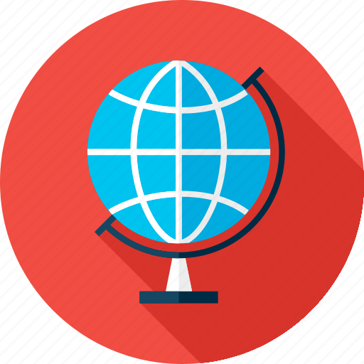 back to school, earth, geography, globe, school, sphere, world icon