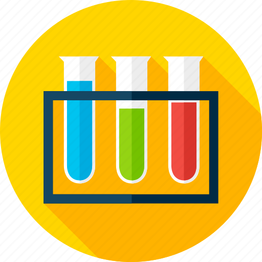 back to school, beaker, chemisrty, glass, lab, school, science icon