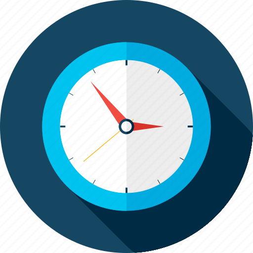 clock, clock face, dial, office, time, timepiece, watch icon