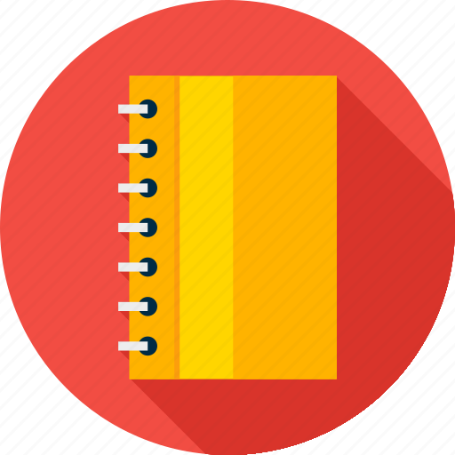 Book, notebook, notepad, pad, school, sketchpad, tablet icon - Download on Iconfinder