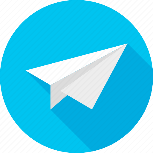 airplane, flight, fly, freelance, launch, paper, plane icon