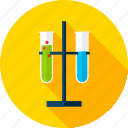 beaker, chemistry, glass, lab, medicine, school, science icon