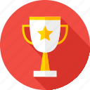 award, competition, cup, first, place, reward, win icon