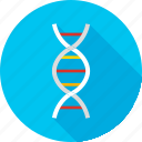 biology, chemistry, dna, medicine, organism, science, test icon