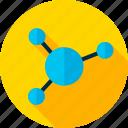 atom, education, molecule, physics, school, science, structure