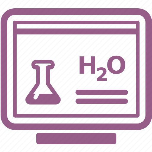 chemistry, elearning, experiment, school, study, testing, tube icon