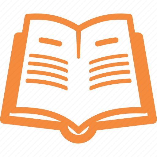 education, learning, library, literature, reading, school book, study icon