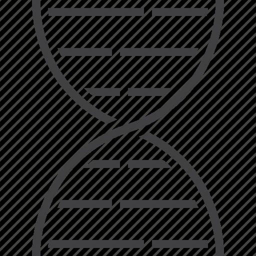 biology, dna, genetics icon