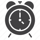 alarm, clock, deadline icon