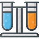 chemistry, experiment, flask, lab, school, science icon