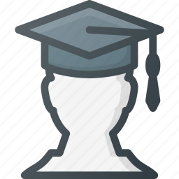male, student, study, studying, user icon