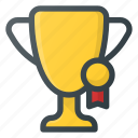 cup, prize, school, team, teamwork, tournament, trophy icon