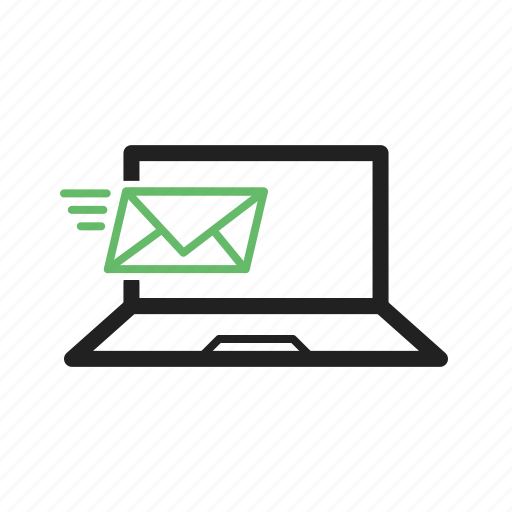 email, emails, envelope, mail, message, send, sign icon