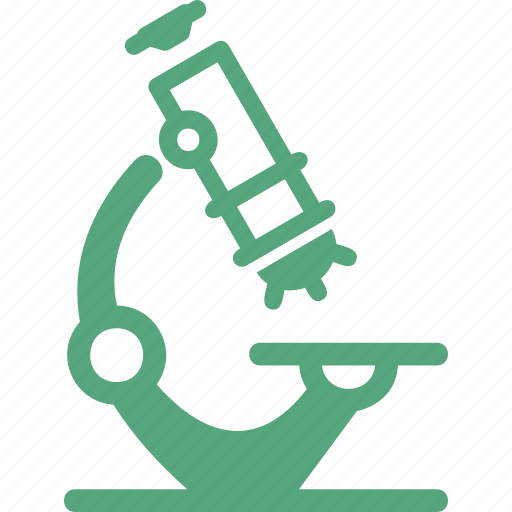 education, laboratory, microscope, research icon
