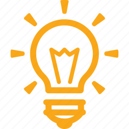 brainstorming, business, creativity, education idea, electricity, idea, light bulb icon