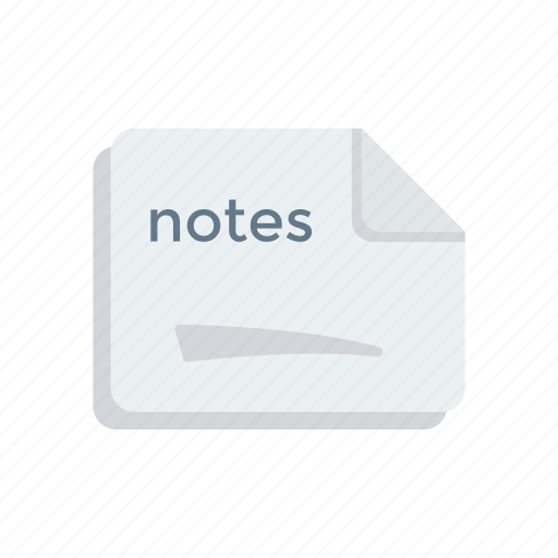 document, knowledge, notes, reading icon