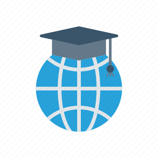 Education, online, study, world icon - Download on Iconfinder