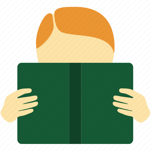 book, design, education, pupil, read, school icon