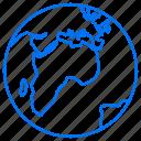 globe, knowledge, studies, world icon