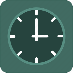 alarm, clock, hour, minute, time, watch icon
