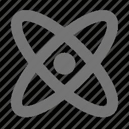 atom, atoms, molecule icon