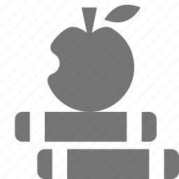 apple, books icon