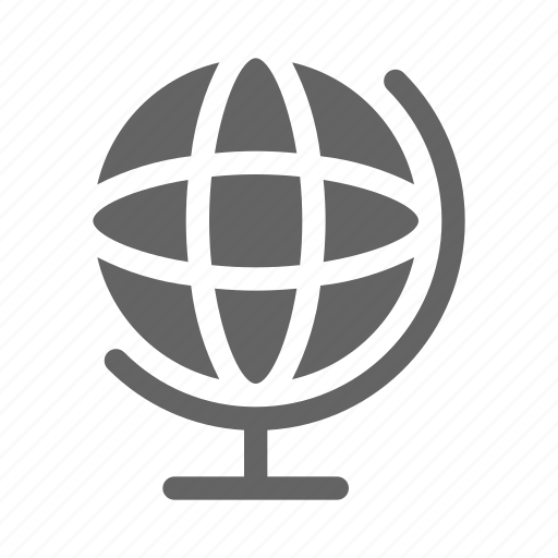 Globe, map, world, global icon - Download on Iconfinder