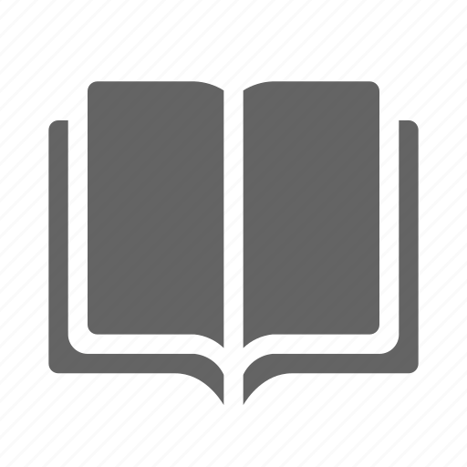 Knowledge, literature, open book, education icon - Download on Iconfinder