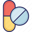 drugs, healthcare, medications, medicines icon