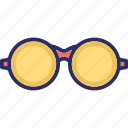 eyeglasses, eyewear, glasses, goggles icon