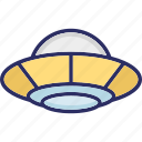 aircraft, alien ship, spaceship, ufo icon