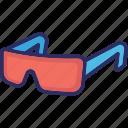 eye frame, eyeglasses, eyewear, glasses icon