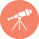 astronomy, lens, planetarium, search icon