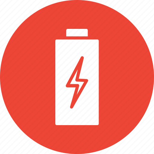 battery, battery charging, battery level, battery status icon