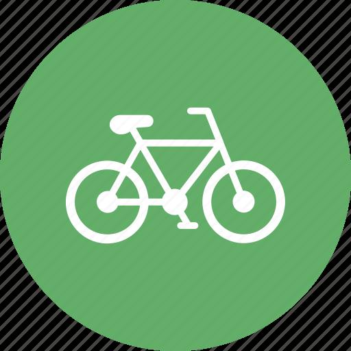 adventure, bicycle, bike, cycle icon