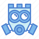 gas, mask, toxic icon