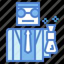 doctor, lab, man, scientist