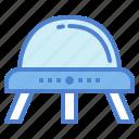 alien, extraterrestrial, ship, space, ufo icon