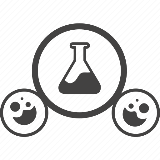 chemistry, experiment, industry, lab, science, study, technologies icon