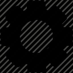 cog, cog wheel, gear, optimization, option, setting icon