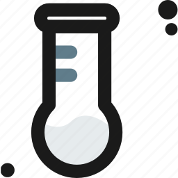 create, experiment, flask, lab, laboratory, substance, test icon
