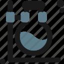 create, design, experimental, lab, measure, test icon
