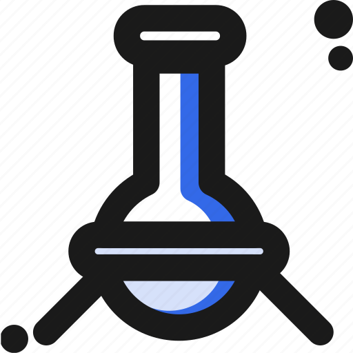 experimental, lab, laboratory, measure, test icon