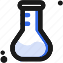 biology, experiment, lab, laboratory, measure, test icon