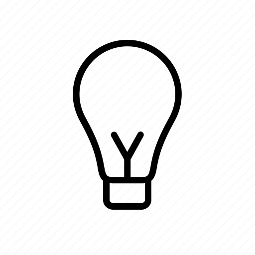 bulb, idea, light, lightbulb, science icon