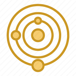 lab, laboratory, research, science, solar, system icon