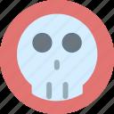 dead, life, science icon