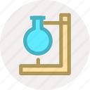 chemistry, experiment, laboratory, physics, science, tentative, test icon